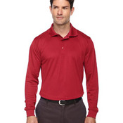 Eperformance™ Men's Armour Snag Protection Long-Sleeve Polo