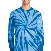 Essential Tie Dye Long Sleeve Tee
