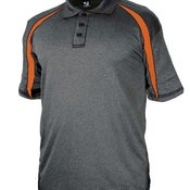 Pro Heather Fusion Perfomance Sport Shirt