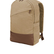 ® Cotton Canvas Backpack