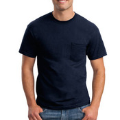 DryBlend ® 50 Cotton/50 Poly Pocket T Shirt